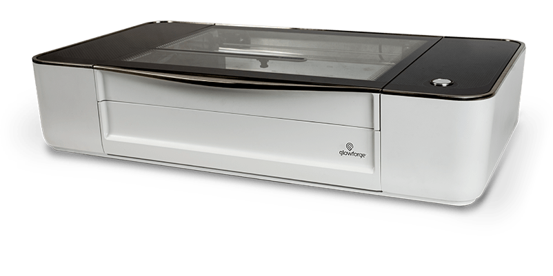 Glowforge is a laser cutter for DIY enthusiasts
