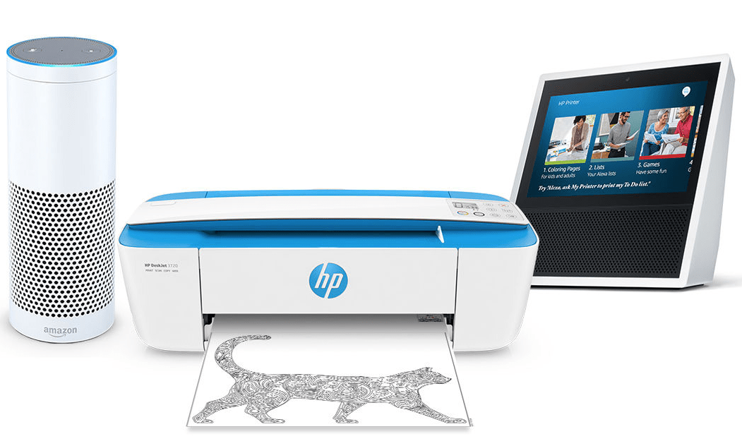Alexa can now control your HP printer
