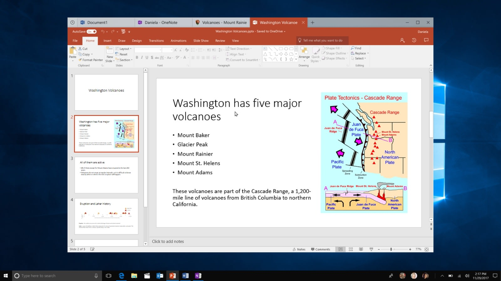 Microsoft's latest Windows 10 experiment: Running apps in tabs
