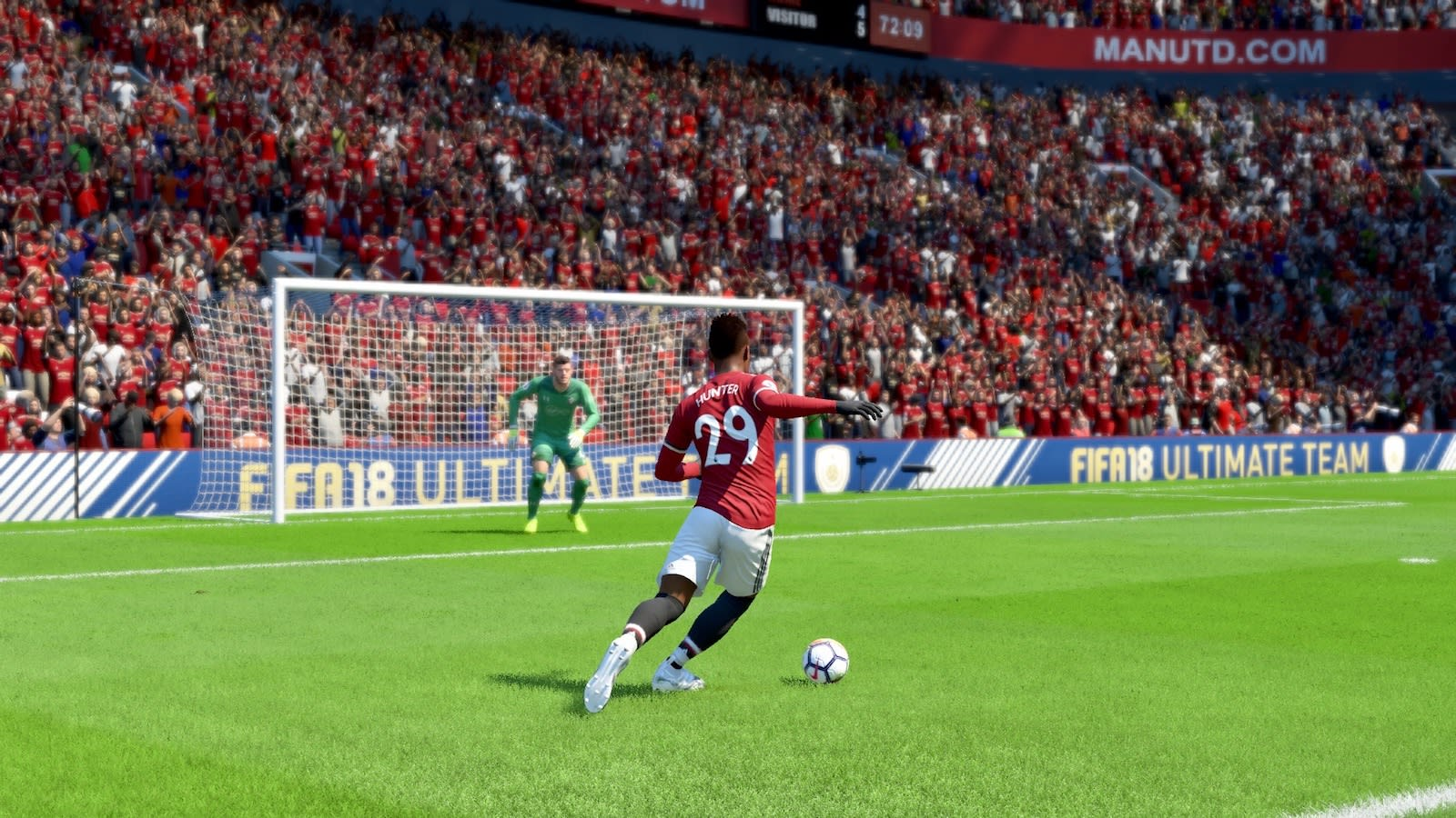 FIFA 18 s story mode has become the franchise s best feature 98040171e