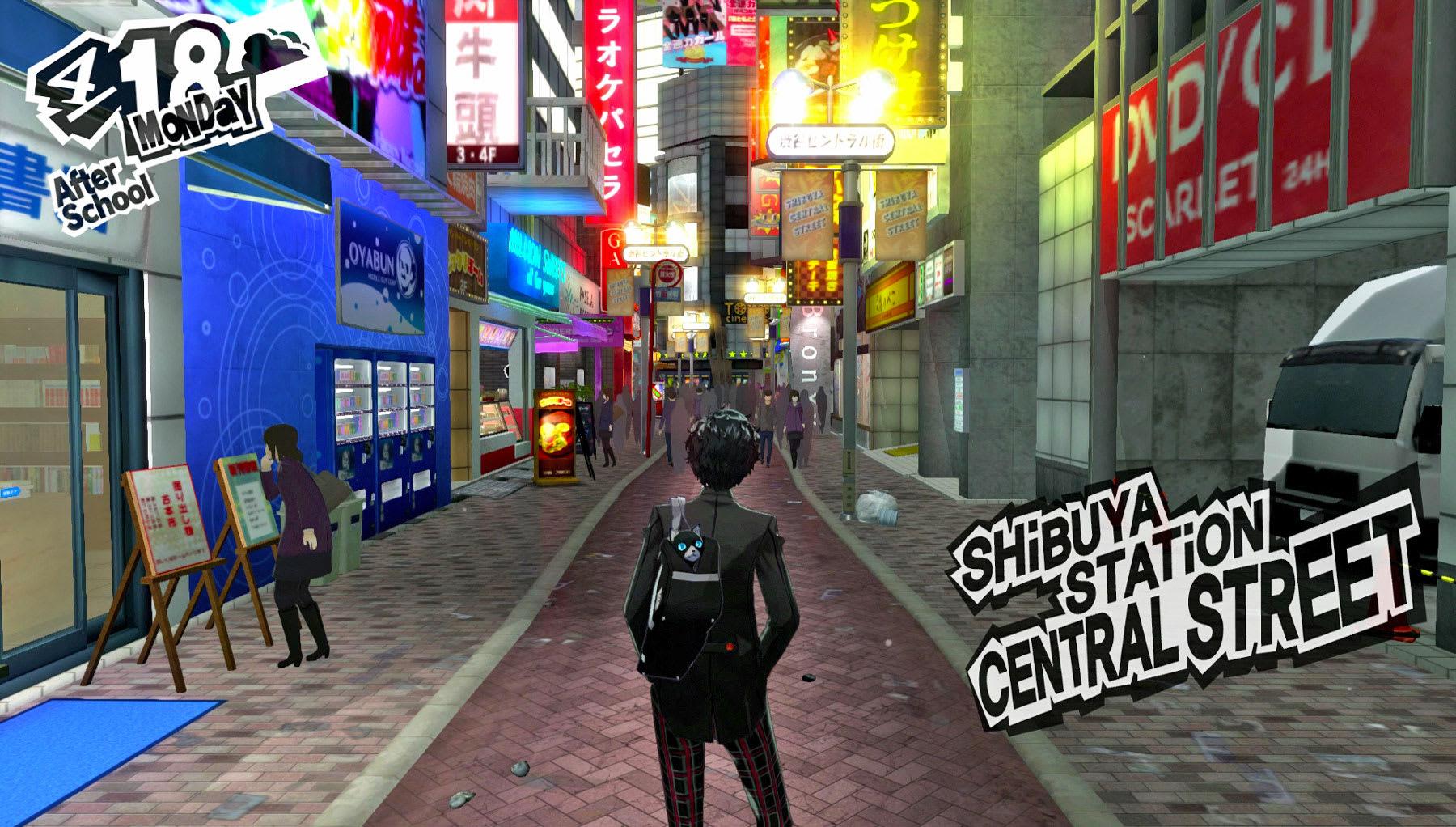 Persona 5' took me back to Tokyo