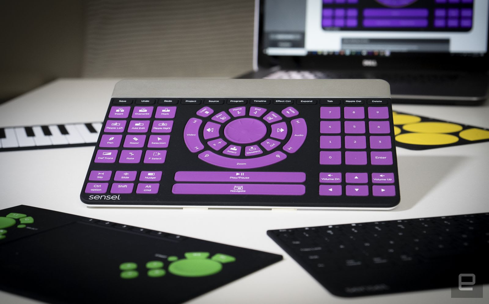 The Sensel Morph trackpad is a digital creative's dream