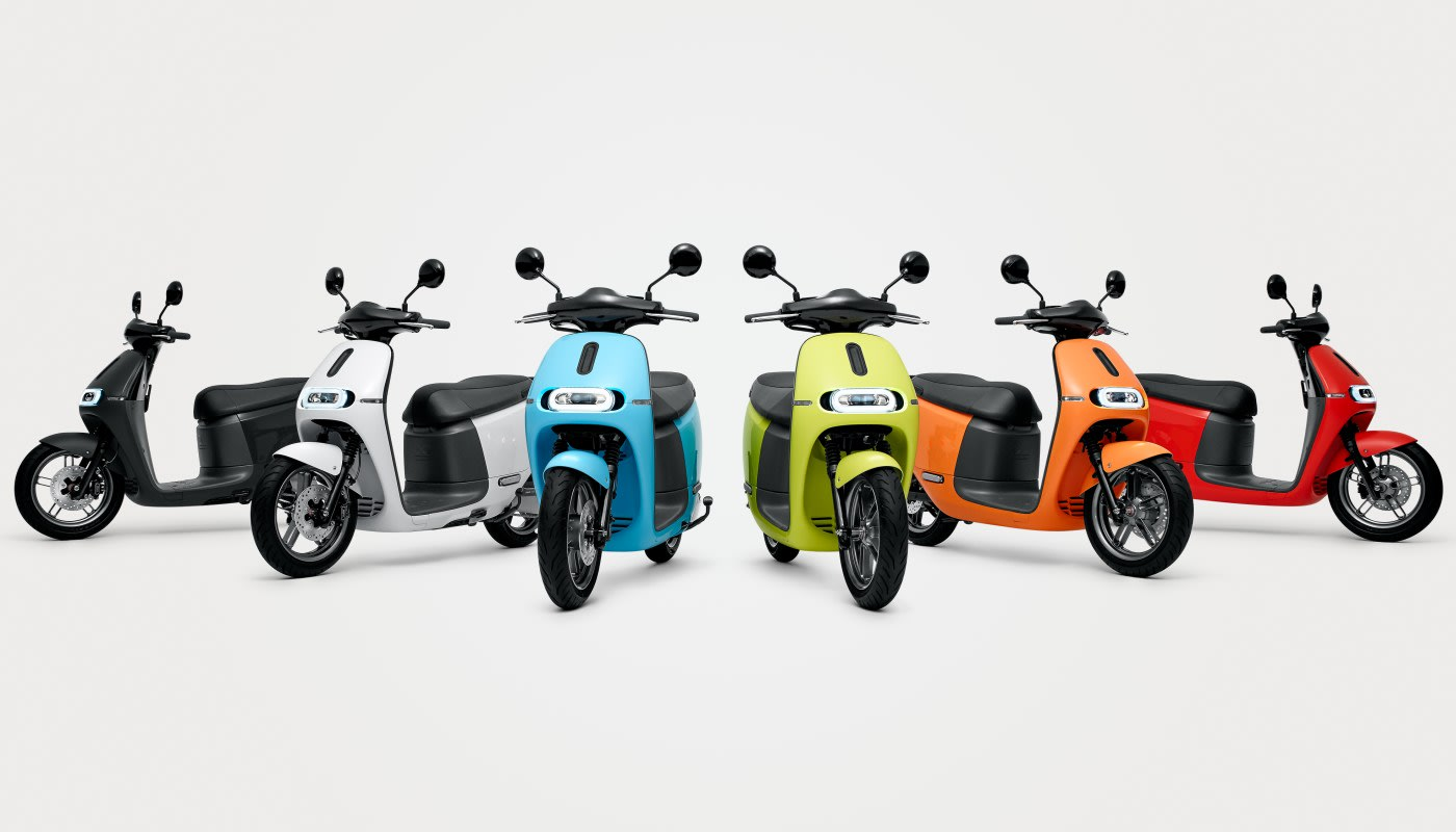 Image result for gogoro 2