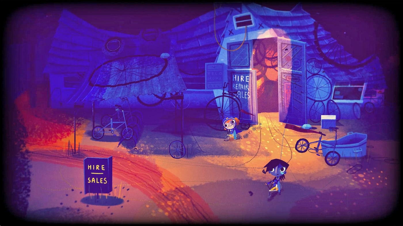 Knights and Bikes' is a charming co-op game set in '80s Britain