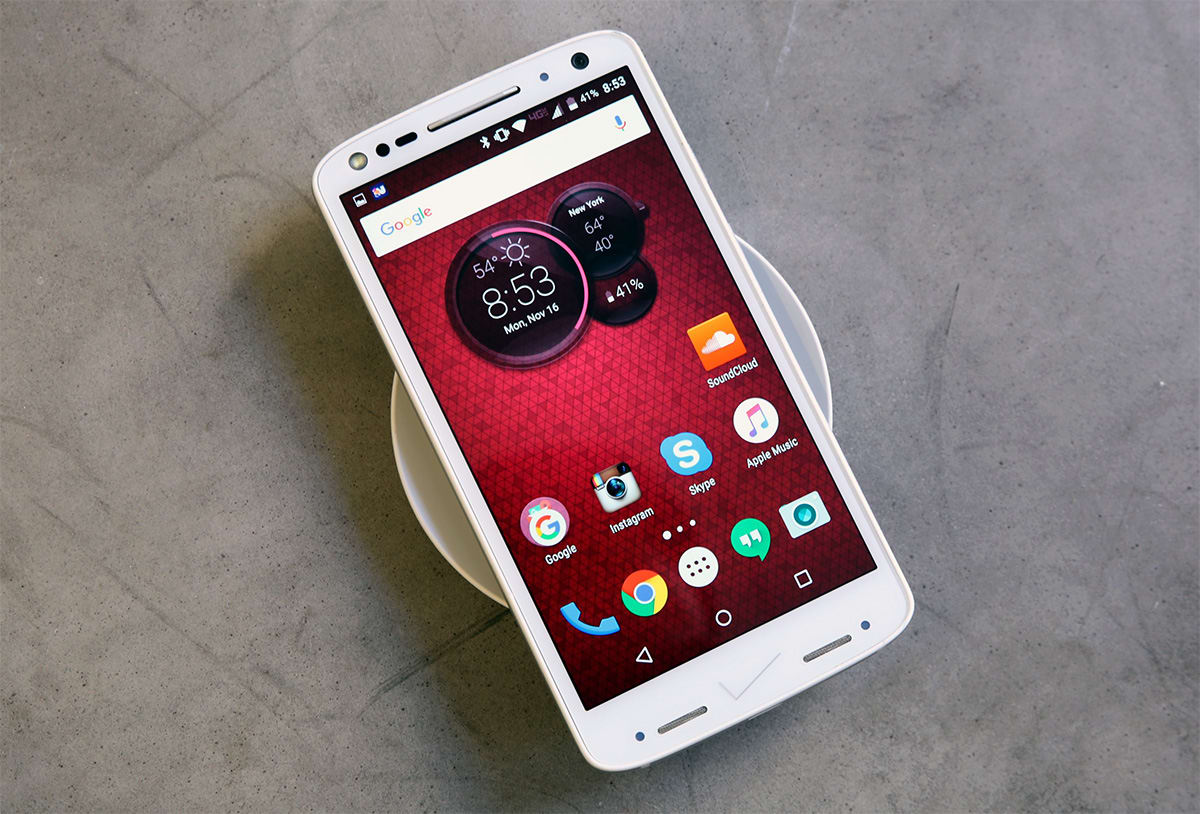 Droid Turbo 2 review: What it lacks in style, it makes up