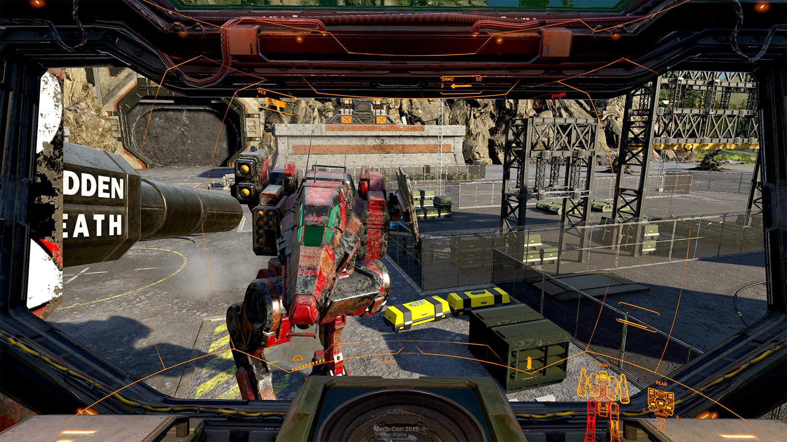 MechWarrior 5: Mercenaries' revives a classic series in 2018