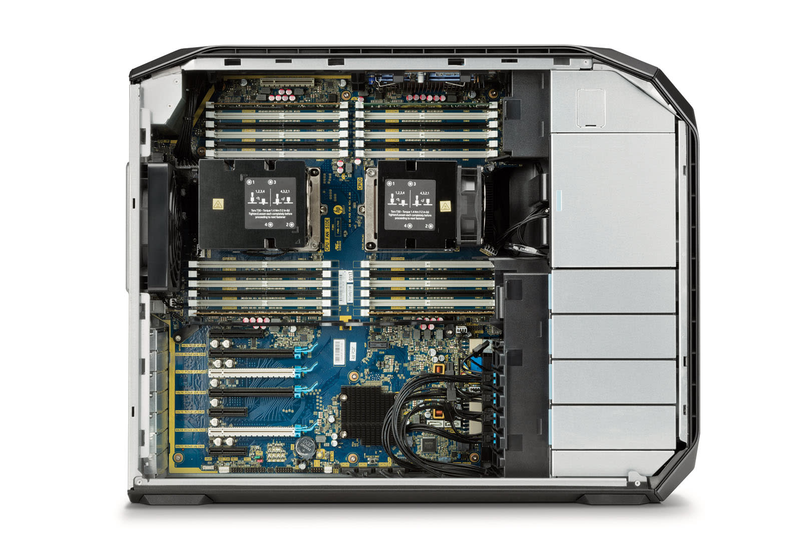 Hp Unveils Its Insanely Upgradeable Z Class Workstations