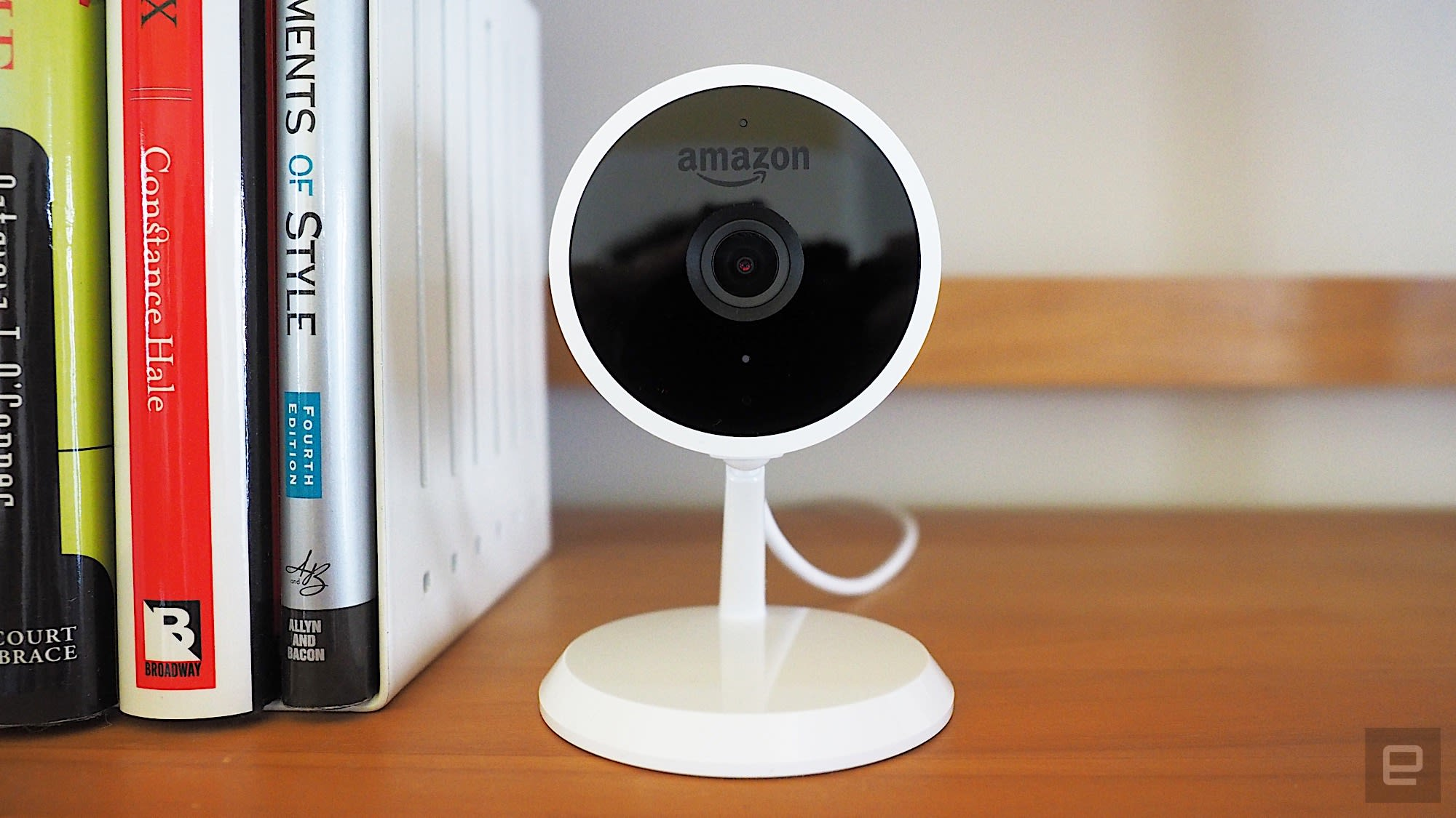amazon cloud cam review a nest cam rival with alexa smarts. Black Bedroom Furniture Sets. Home Design Ideas
