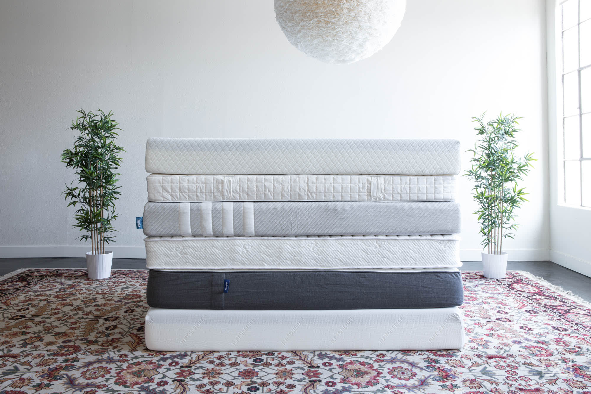 new styles 74e82 2fe10 The best foam mattresses you can buy online