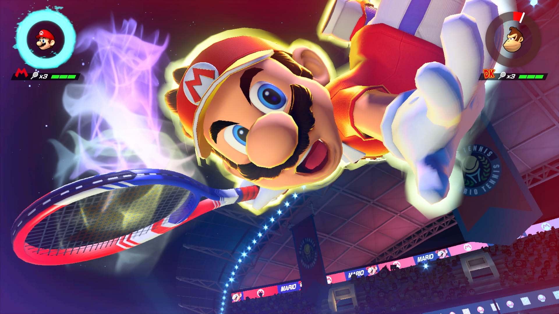 0a6a22fbc55ef Nintendo s  Mario Tennis Aces  combines charm with surprising depth