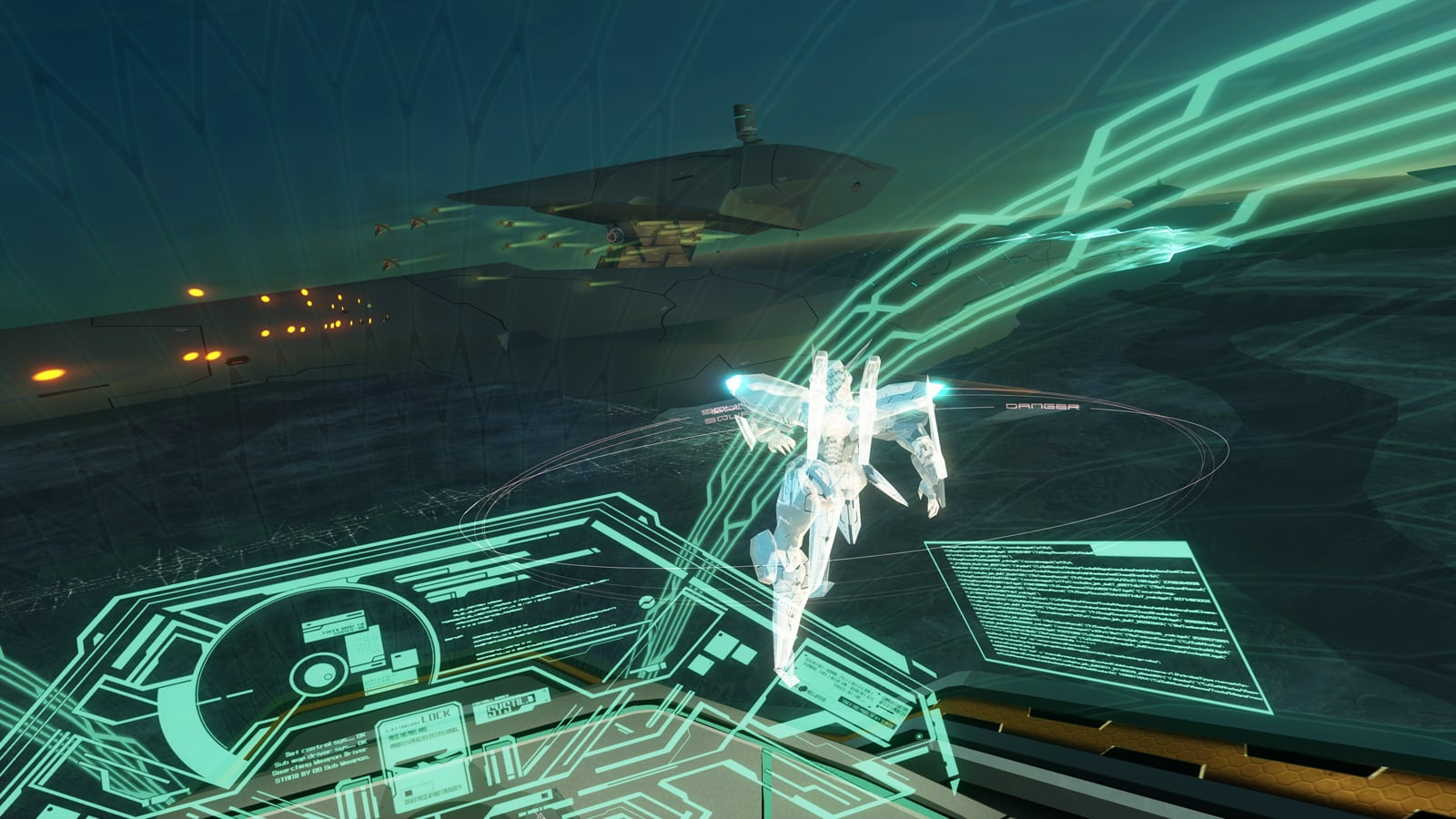 Zone of the Enders' and PlayStation VR are a perfect match