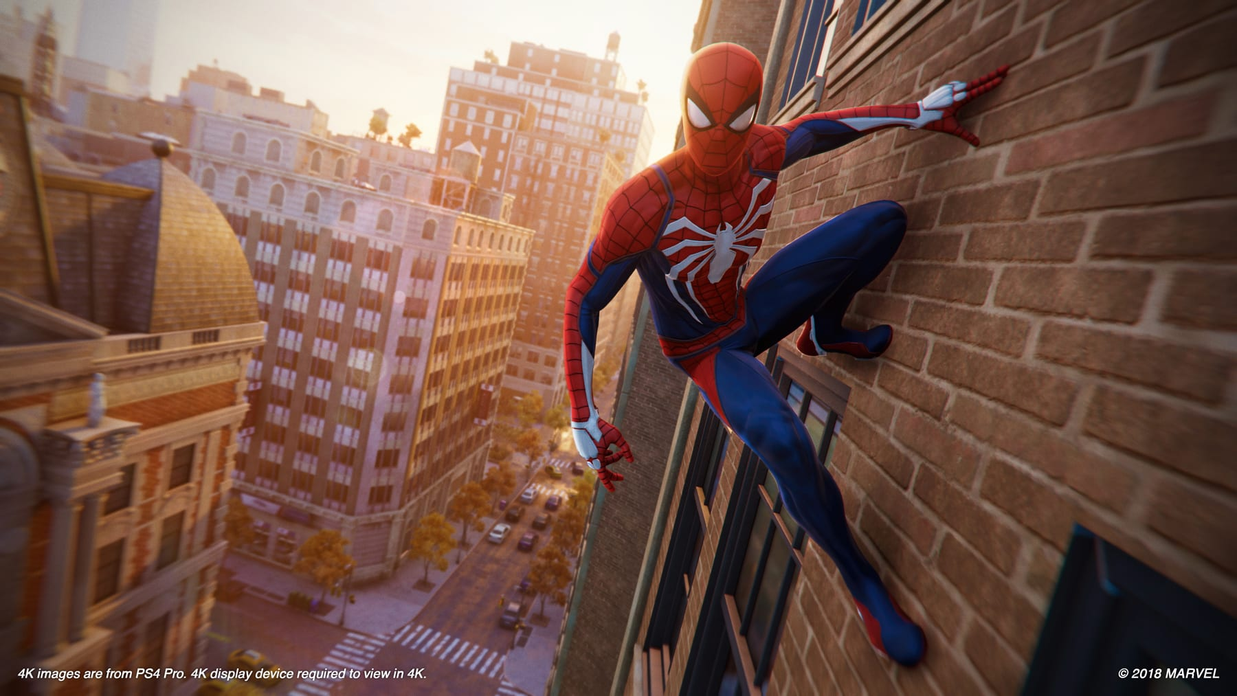 c6a56c37618 New York shines in Sony's new 'Spider-Man' game