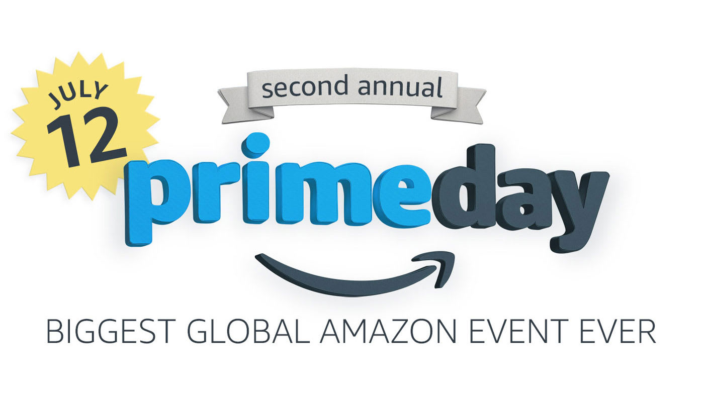 Amazon's Prime Day clearout returns on July 12thAmazon Prime Day