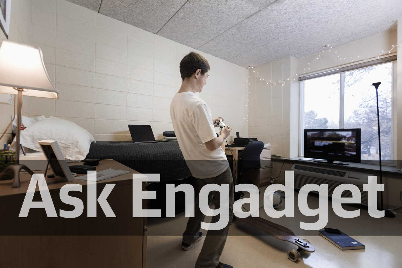 ask engadget do i need a tv for my dorm room