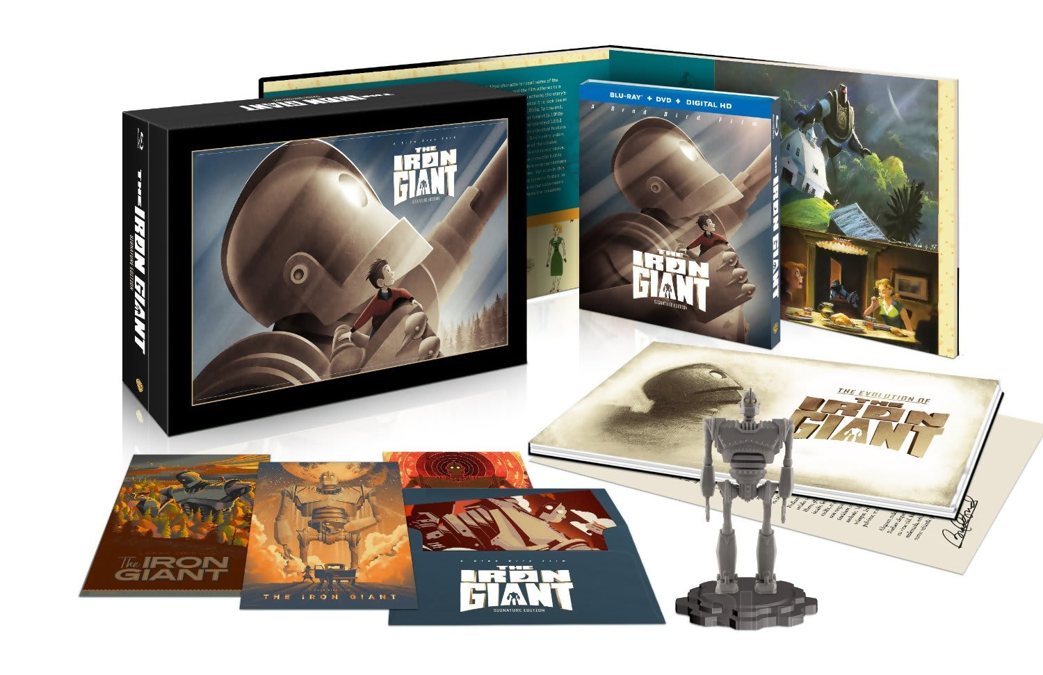 The Iron Giant' gets a collector edition Blu-ray this fall