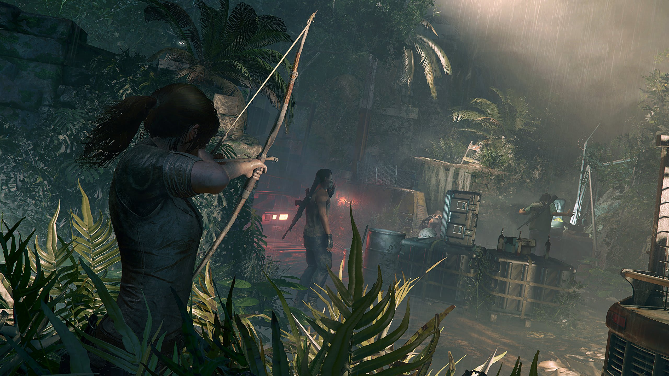 In Shadow Of The Tomb Raider Lara Croft Has The Skills To