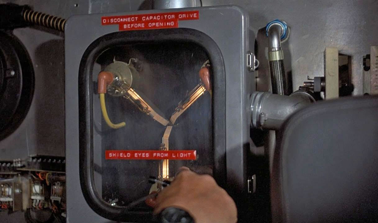 Scientists Invented A Real Life Flux Capacitor But Not For Time Travel An Electrical Copper Wire With Pipe And White Background