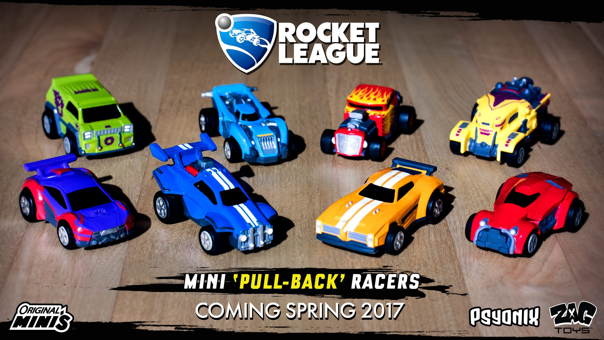 Rocket League Cars Are The New Hot Wheels