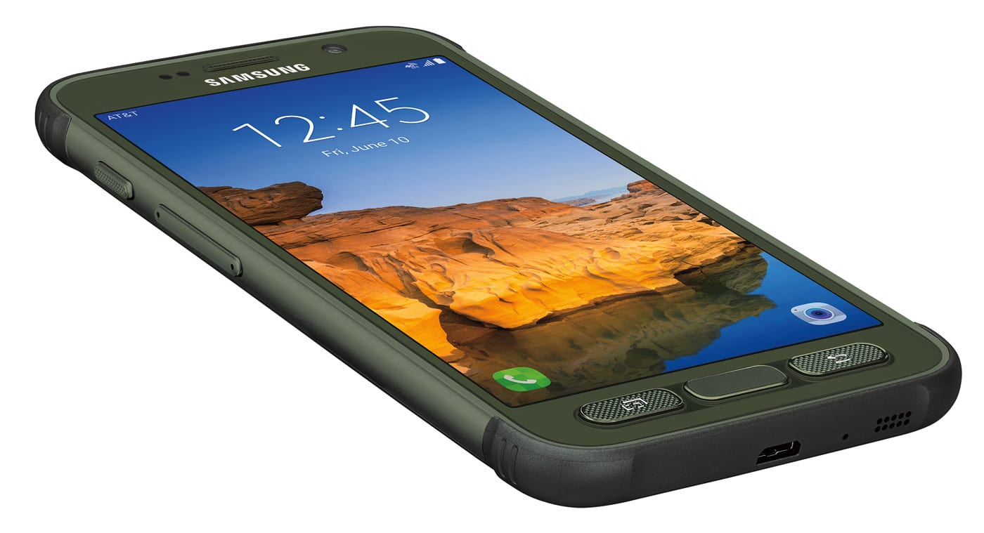 online store aa3ee 5af64 Samsung's rugged Galaxy S7 Active packs a huge battery