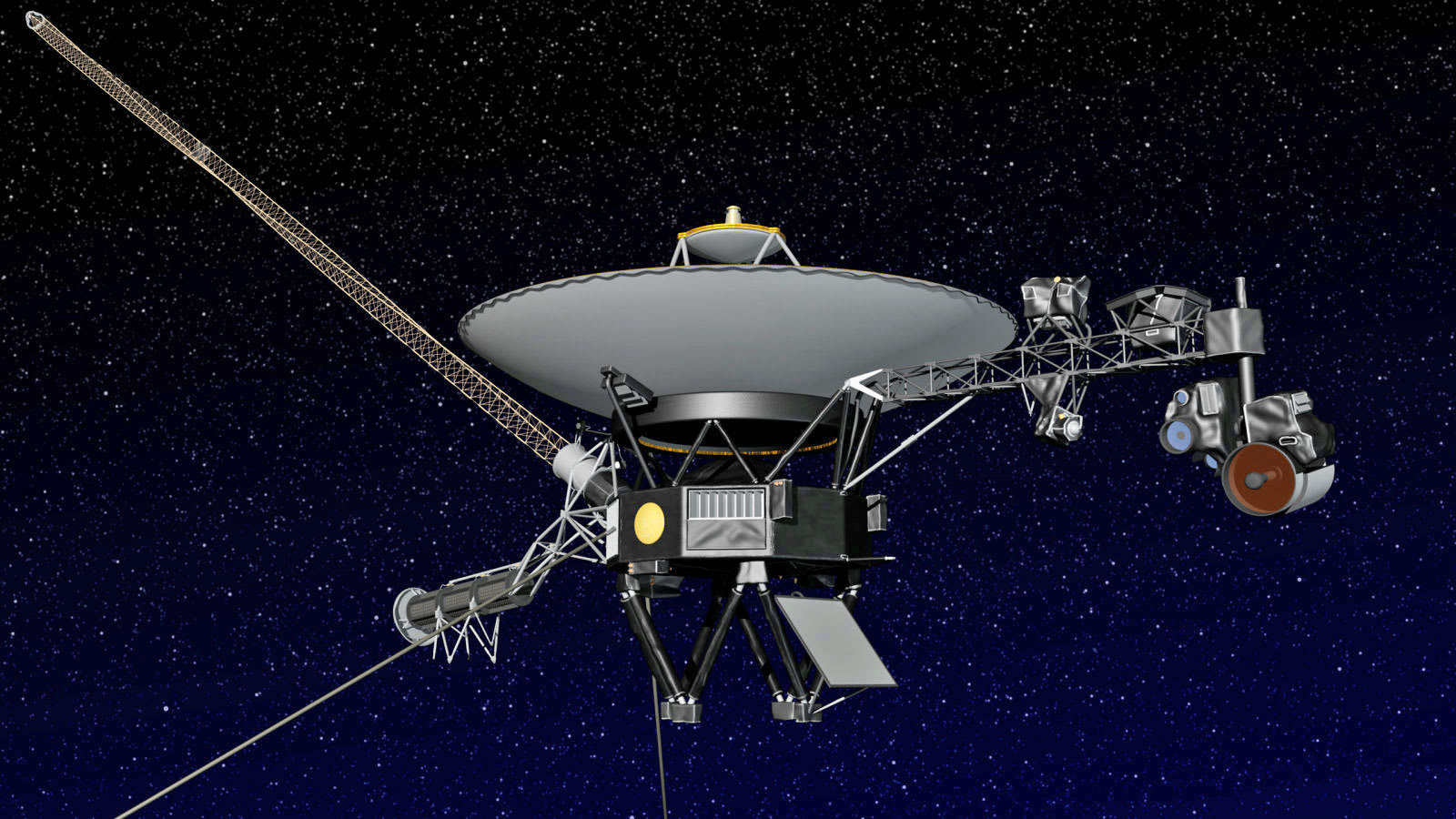 Voyager 2 probe may be on the edge of interstellar space ...
