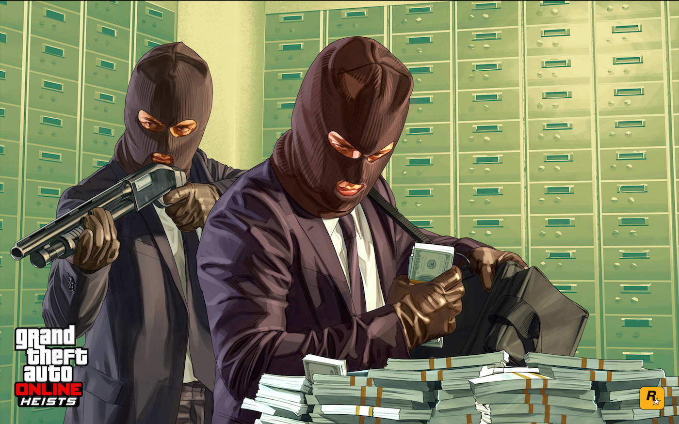 Grand Theft Auto 5' outsold almost every game in January