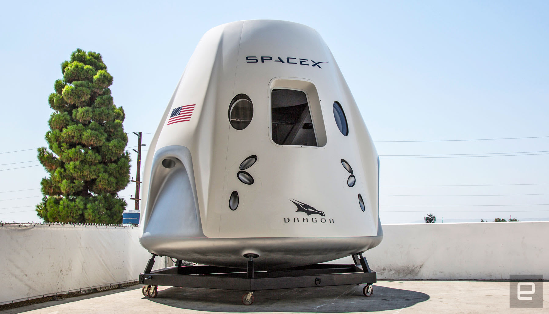 SpaceX readies its spacecraft and astronauts for crewed missions
