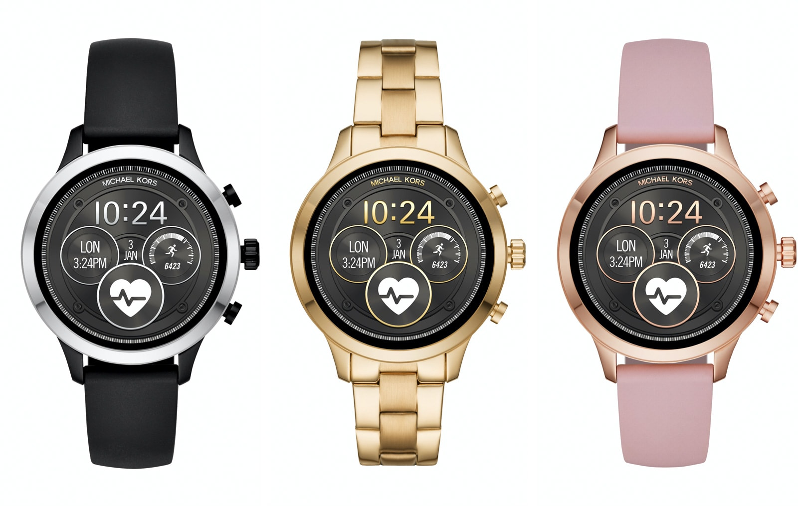 b084904b3774 Michael Kors  latest Wear OS watch features a popular design
