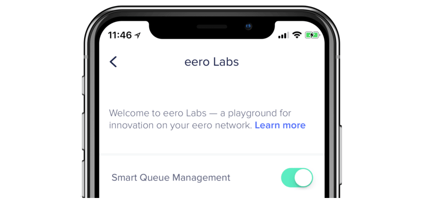 Eero lets you test new Mesh WiFi features in its app