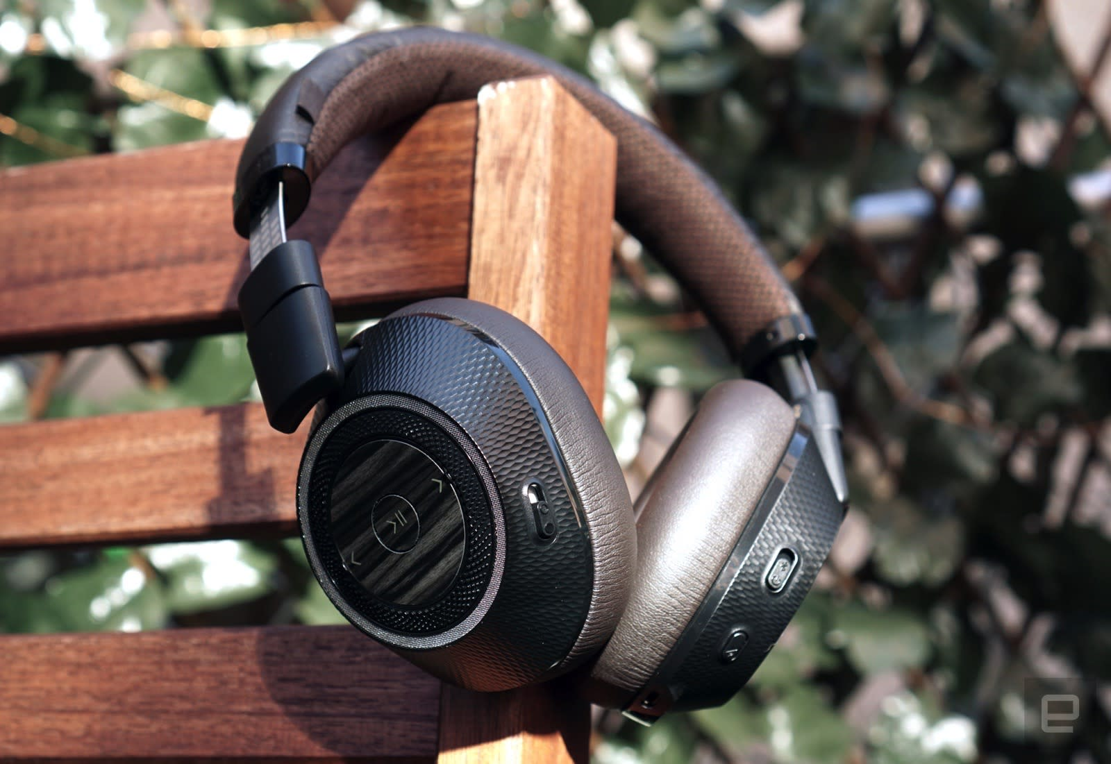 407d431f5b4 Plantronics' new wireless cans deliver noise-canceling for $200