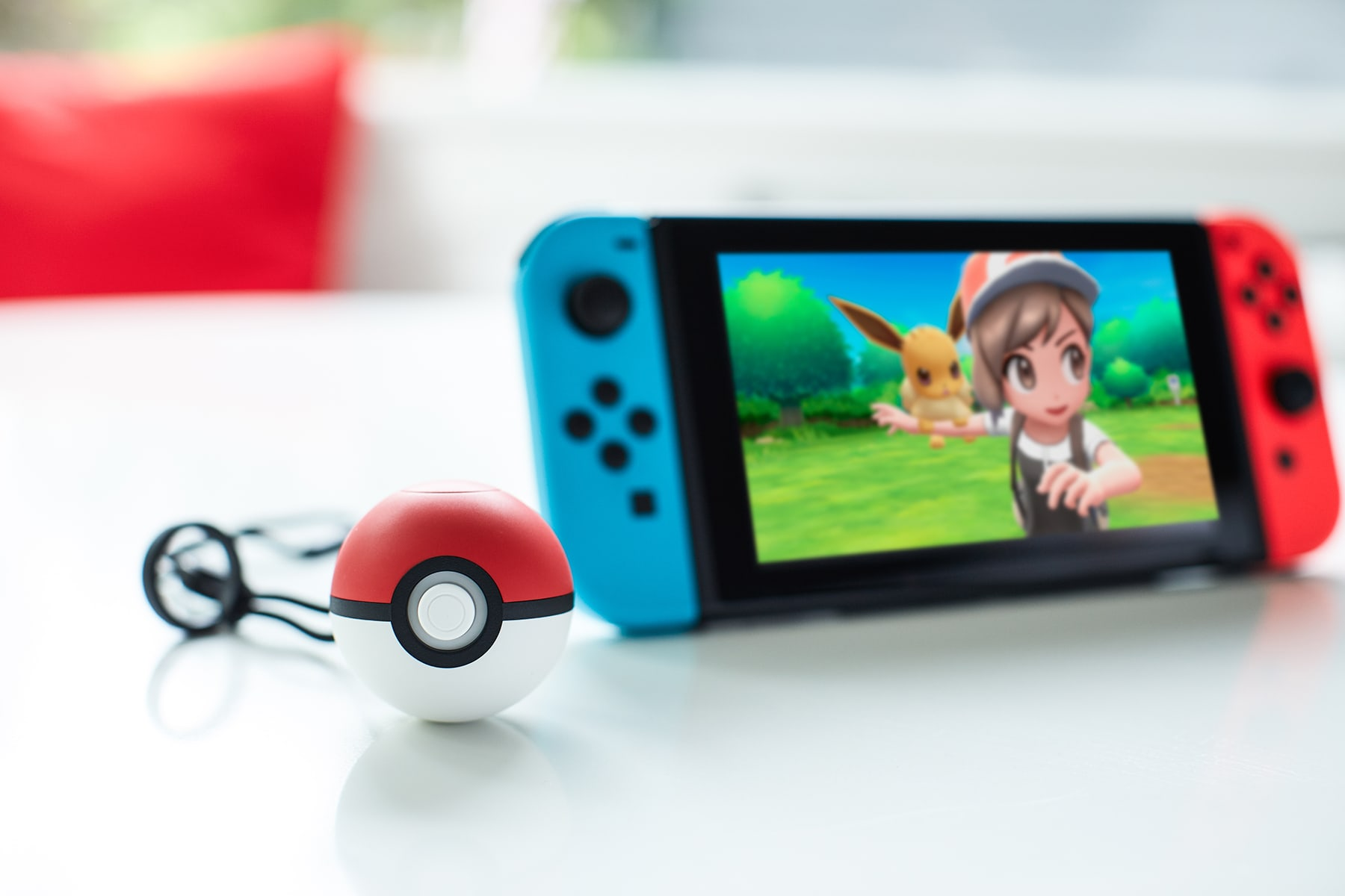 Pokémon: Let's Go, Pikachu!' doesn't feel like a remake