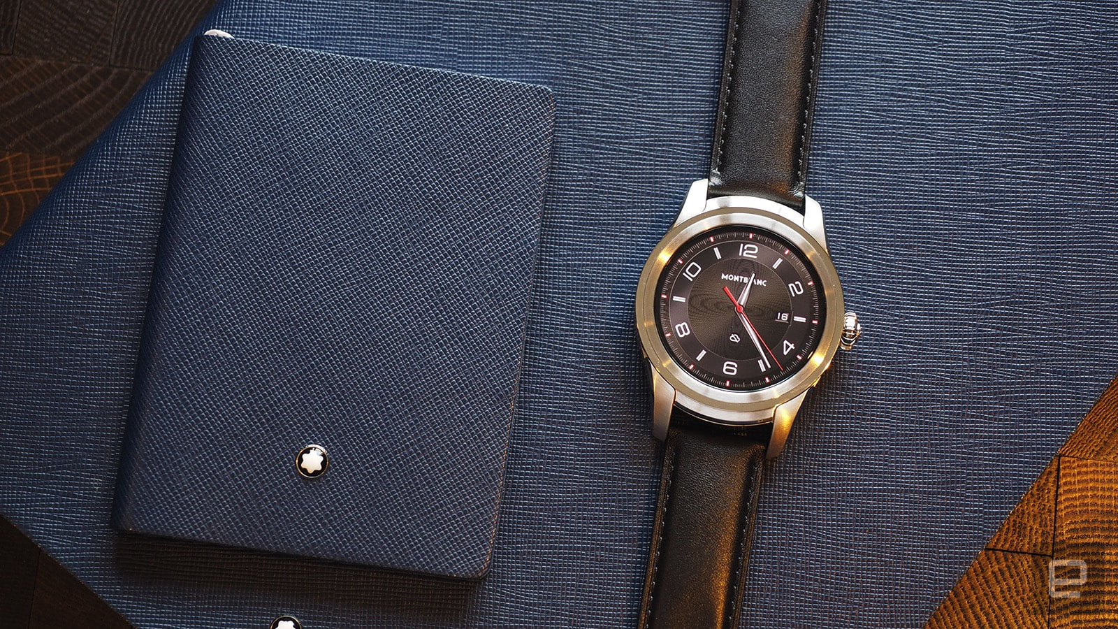 4ad0597bd46 Montblanc s first smartwatch is the luxury Summit