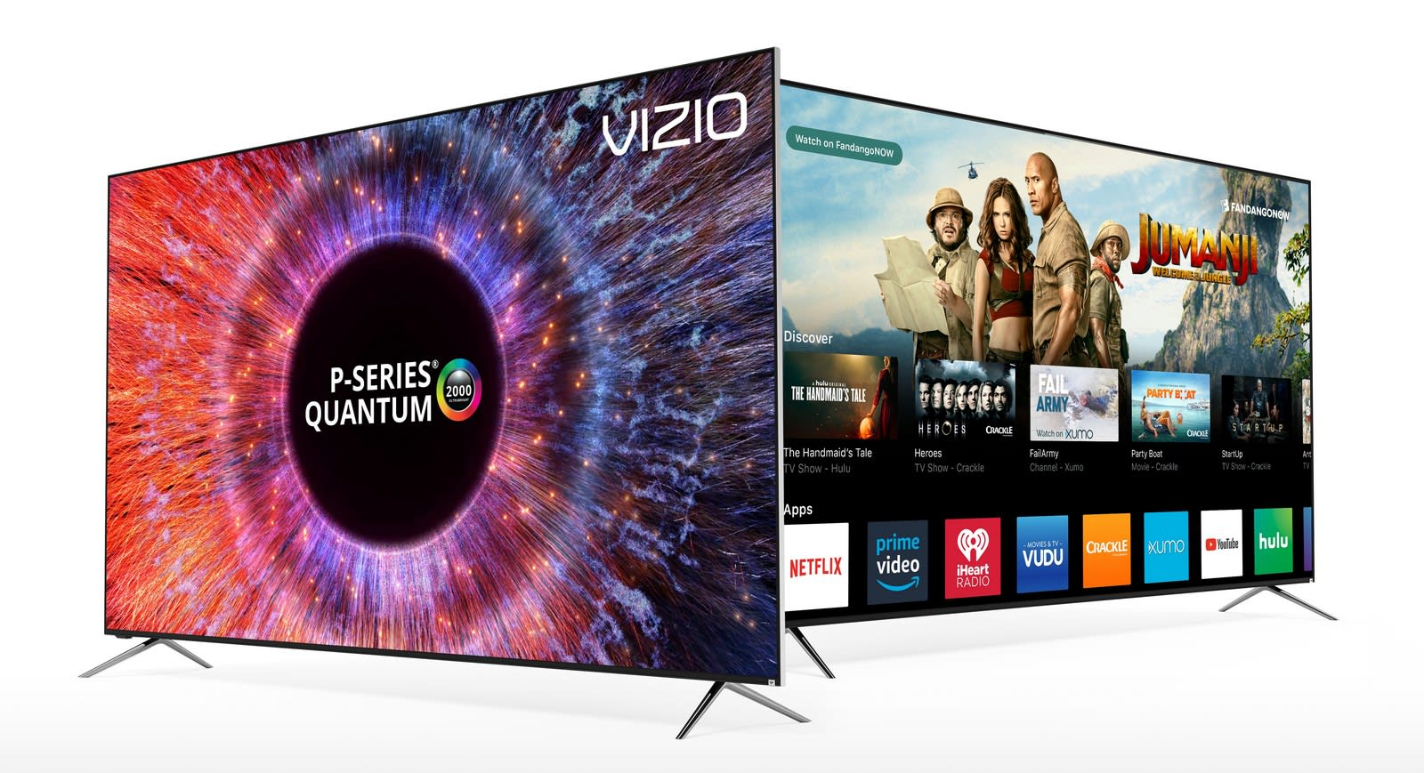 The real star of Vizio's 2018 TV lineup is value