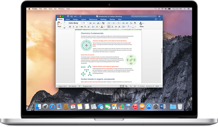 Microsoft Office for Mac gets 64-bit support for better
