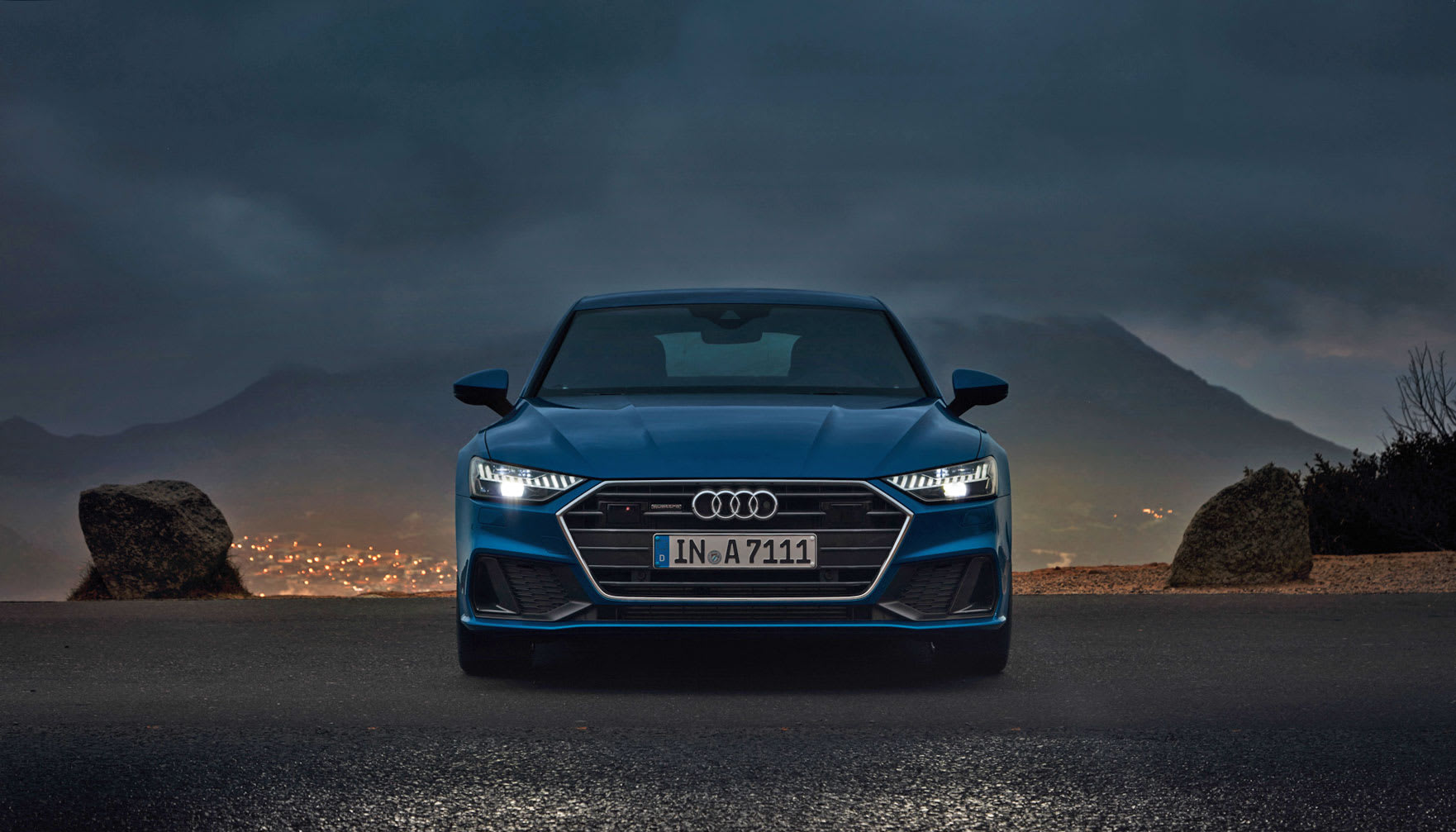 Audi's HD Matrix LED lights may soon be allowed on US roads