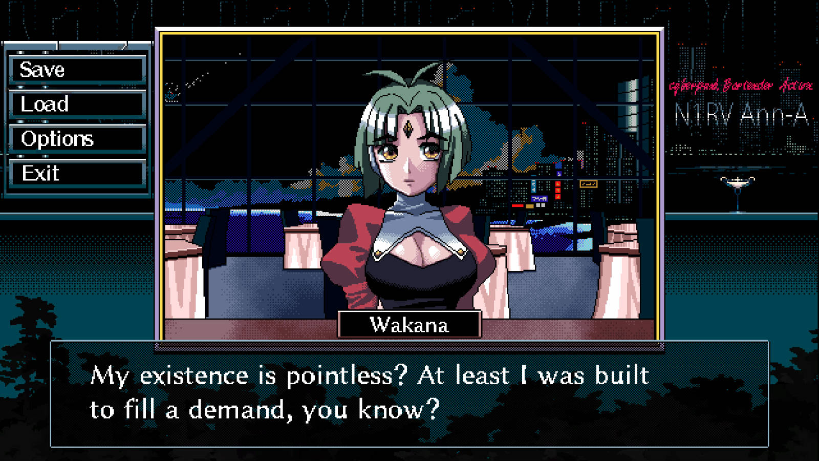 The Cyberpunk Bartending Sequel To Va 11 Hall A Arrives In 2020