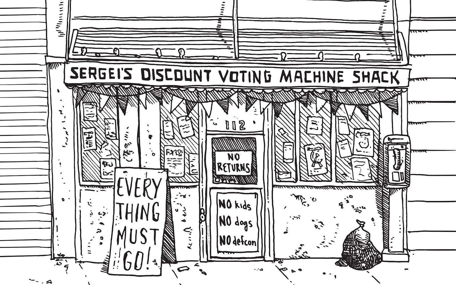 Voting-machine makers are already worried about Defcon