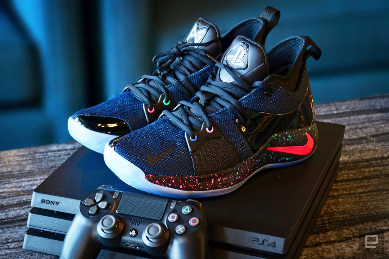 new product 504ba e611b Nike's 'PlayStation' shoes make hypebeasts out of gamers