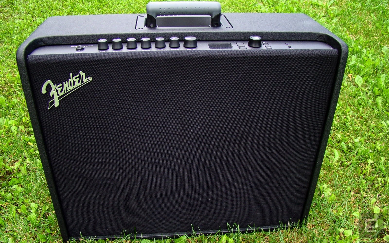 Fender's Mustang GT amps pack an overkill of digital options