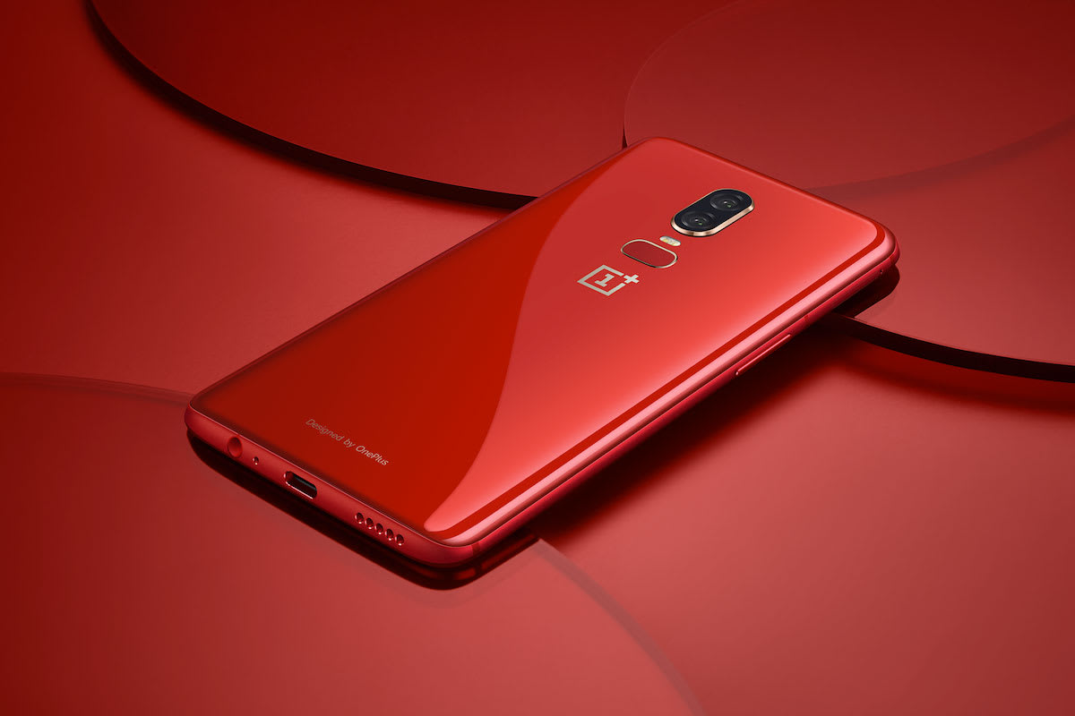 69c22b57c683 OnePlus 6 now comes in red