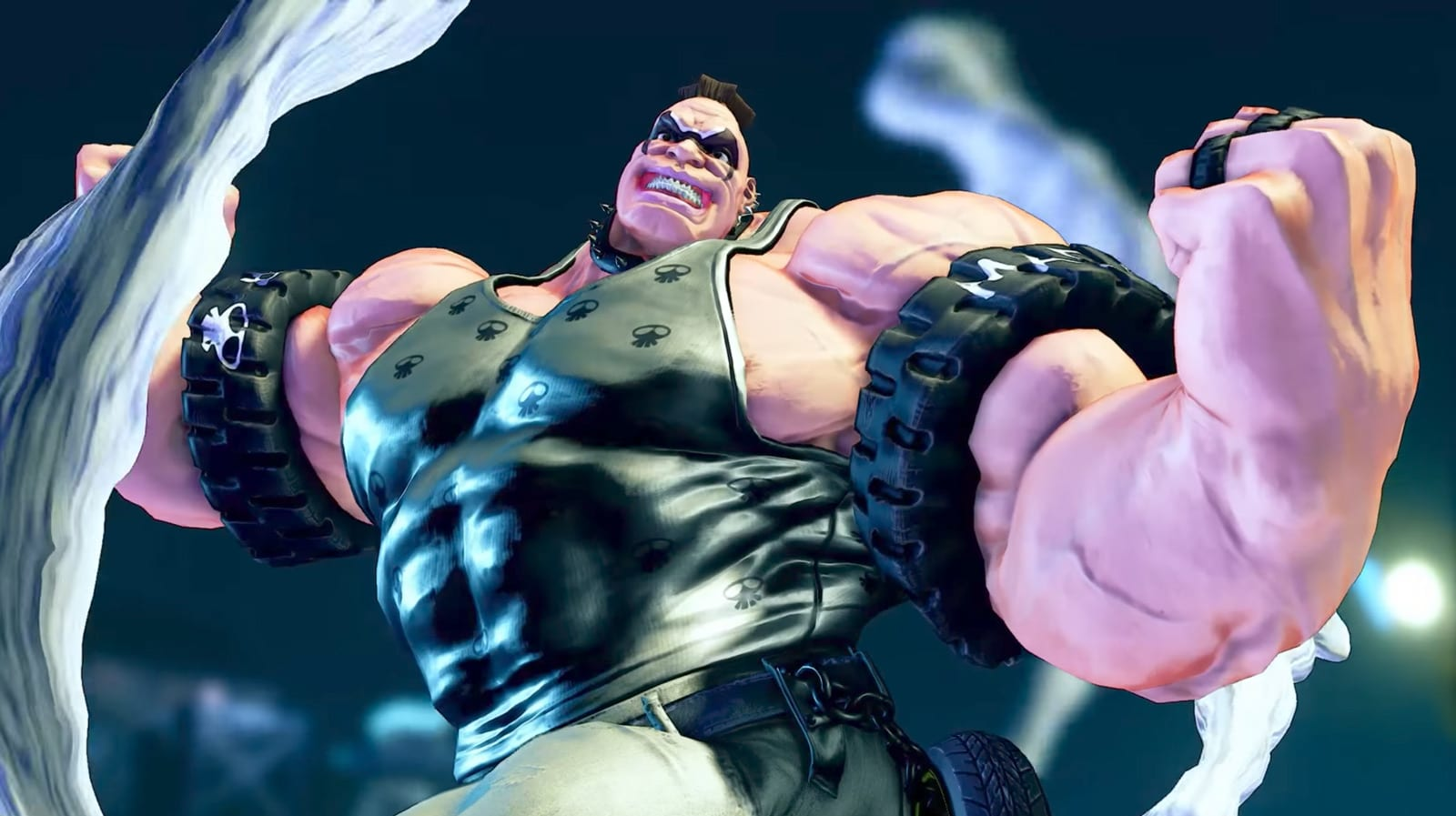 Final Fight' boss Abigail to join 'Street Fighter V' roster
