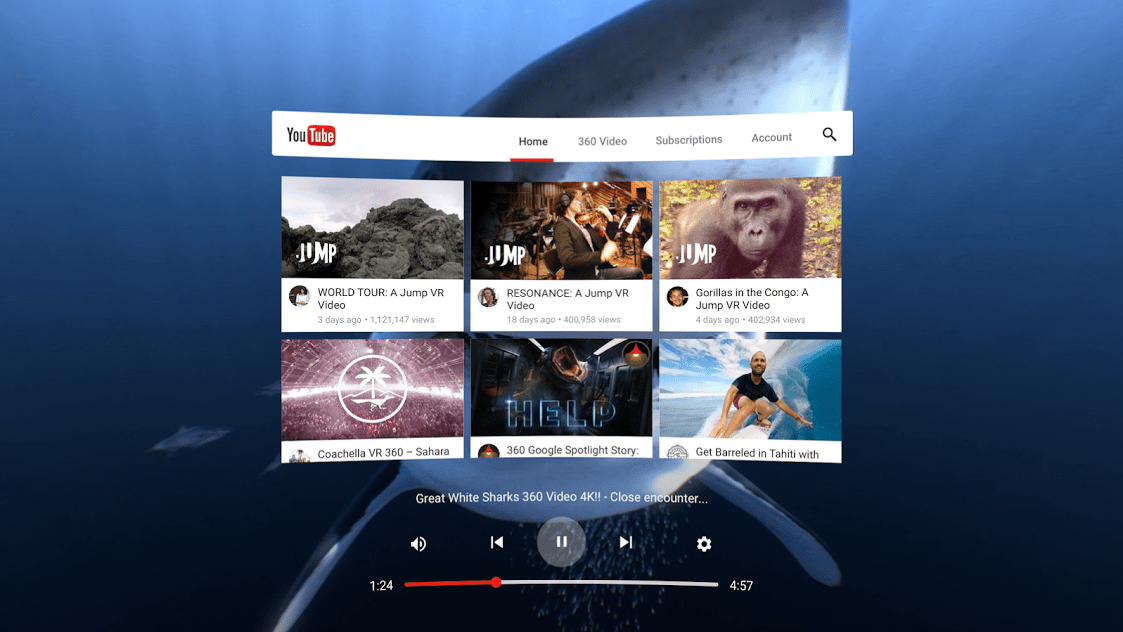 YouTube is Google's not-so-secret weapon in the VR wars