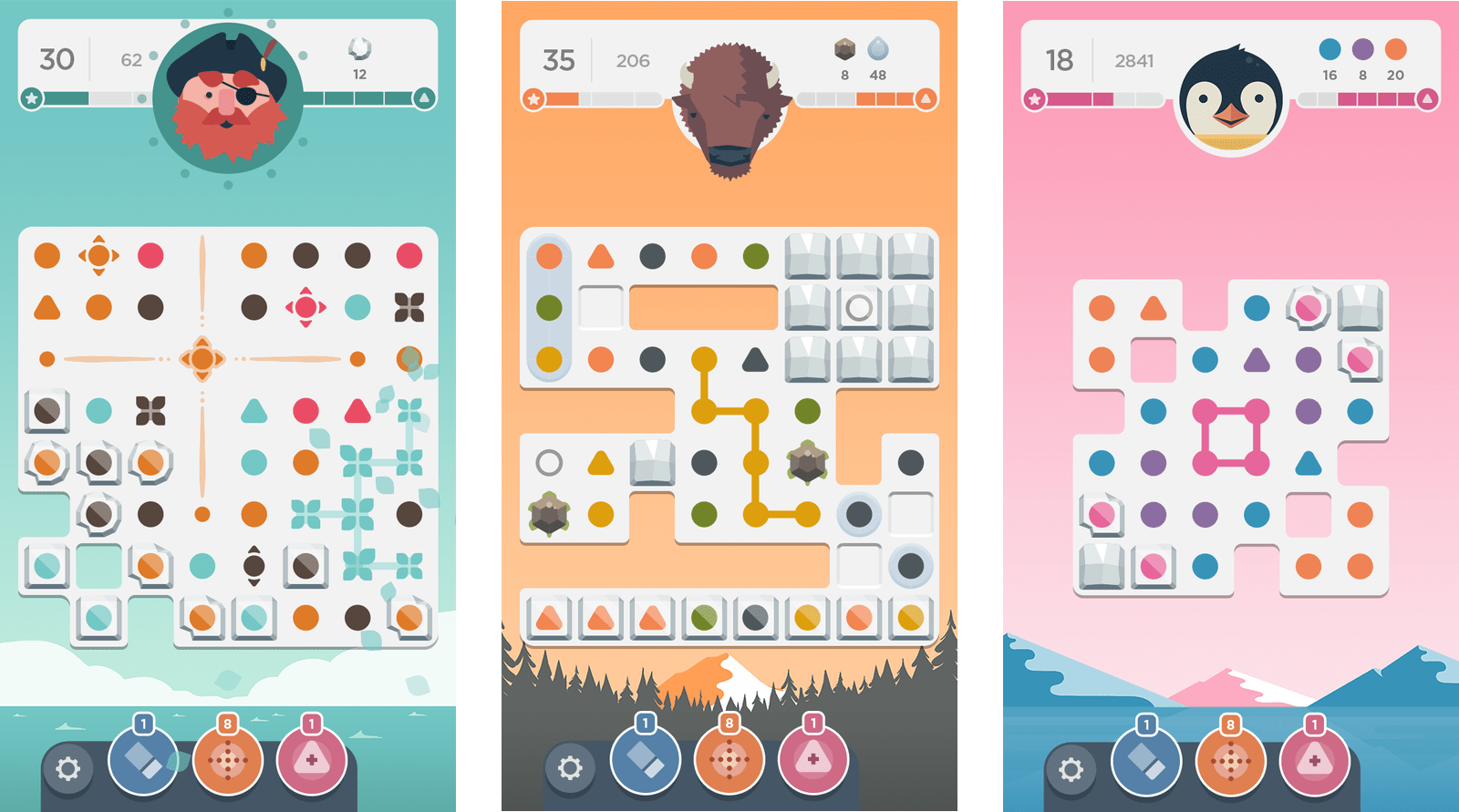 Dots Co Is A Meditative Puzzle Game That Should Be On Your Phone