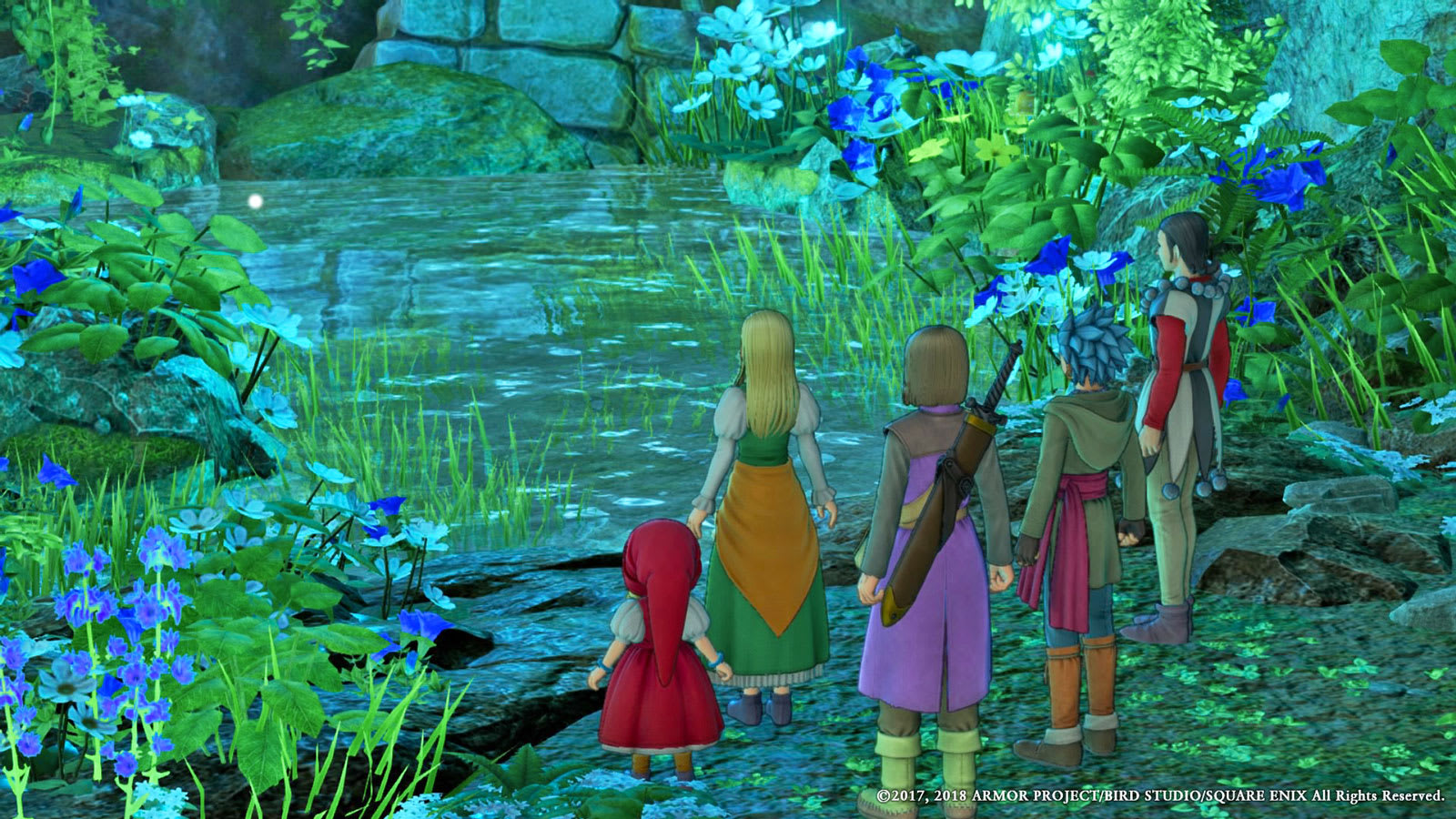 You Need To Finish Dragon Quest Xi Engadget