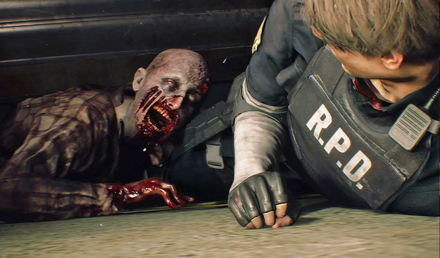 Resident Evil 2' is the classic you remember but with a good camera