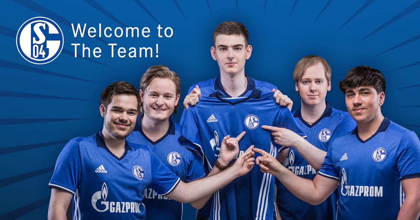 Schalke 04 League Of Legends