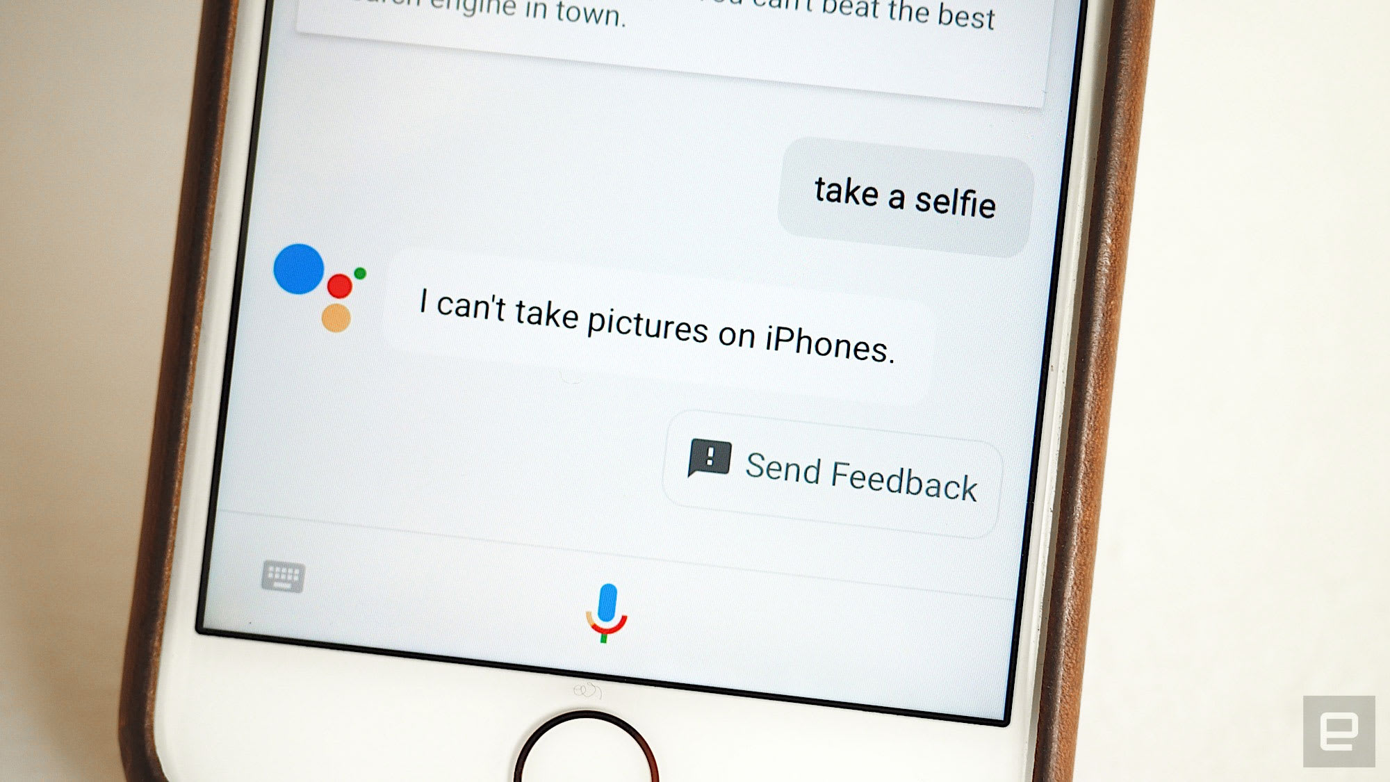 Google Assistant on the iPhone is better than Siri, but not much