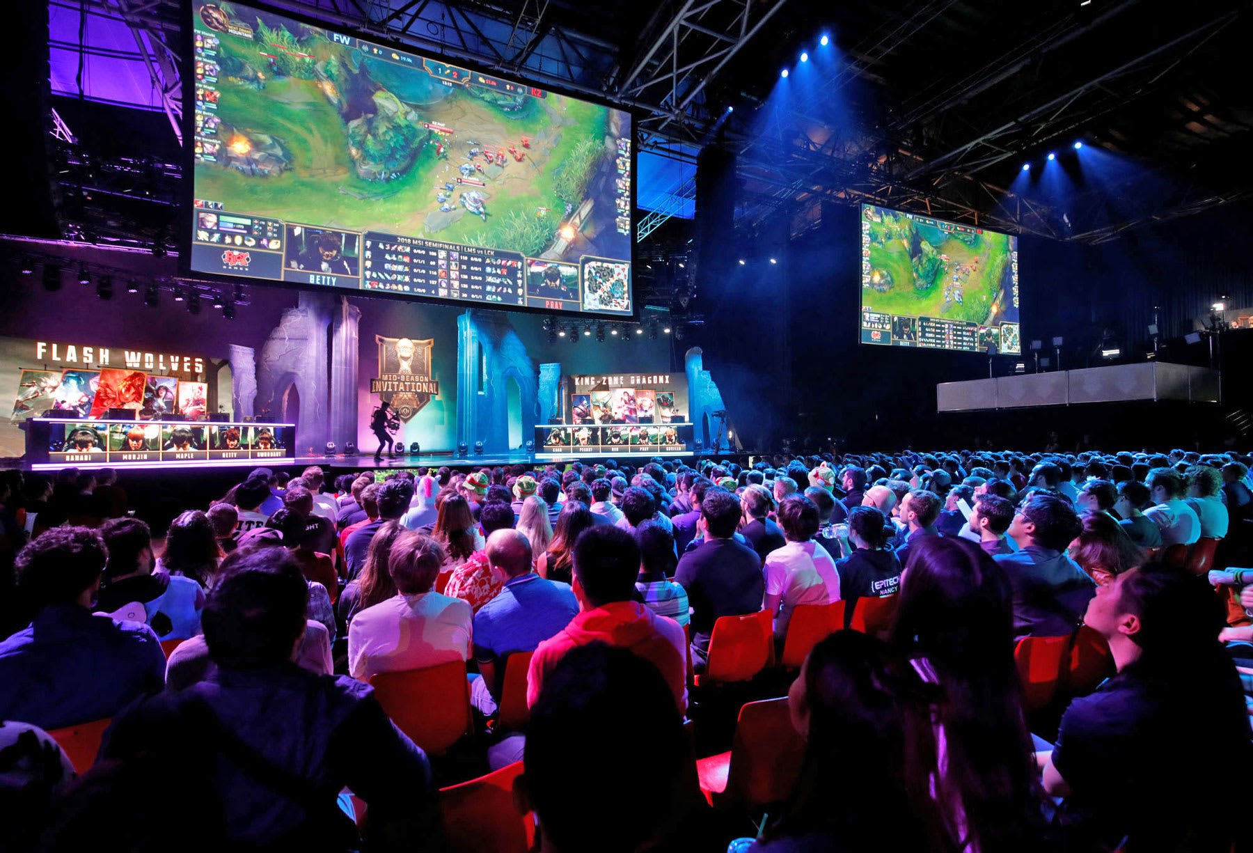 Its Peak Esports Season Heres How To Watch The Games