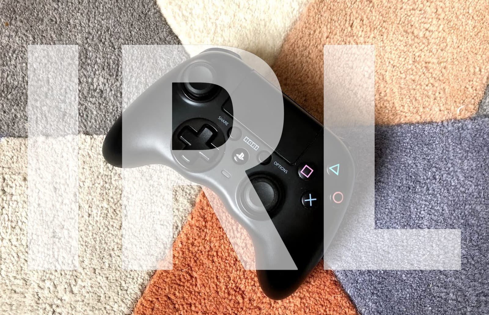 What we're buying: An official third-party PS4 controller