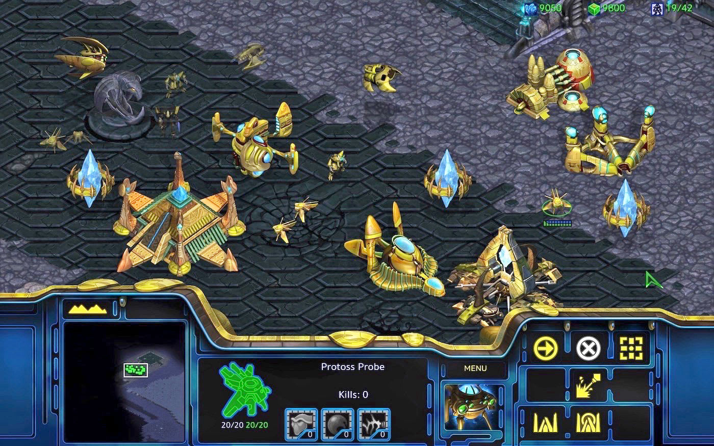 Get your free copy of 'StarCraft' ahead of its Remastered release