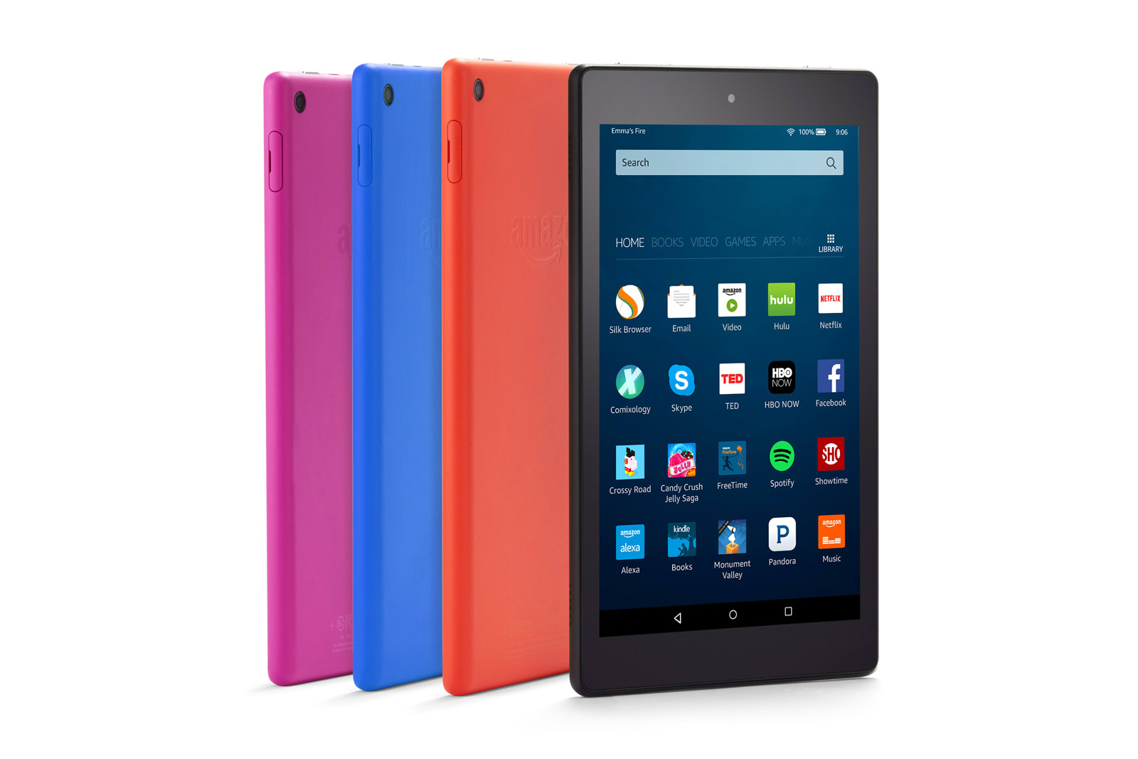 23e3ff69d576 Amazon s new Fire HD 8 is its first tablet with Alexa